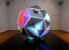 Geometric Light Sculptures - My Modern Met