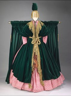 "Carol Burnett was recently awarded the Mark Twain Prize for American Humor at the Kennedy Center. Burnett wore this costume in the Gone with the Wind spoof ""Went with the Wind."" What's your favorite Carol Burnett sketch or show?"