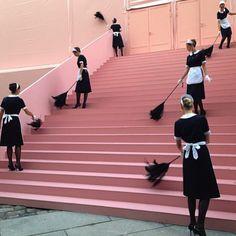 Paris, 2014. Farewell to Marc Jacobs at Louis Vuitton