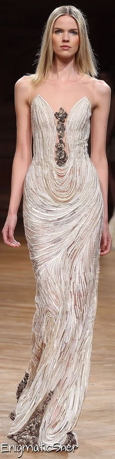 Tony Ward Couture Fall-winter 2014-2015