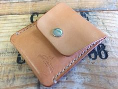 Card wallet by Macgeek13 on Etsy