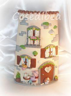 decorare tegole 3d - Cerca con Google