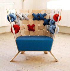 The X-Me by Ellinor Ericsson combines Nordic Furniture Design with Rococo Nordic Furniture, Rococo Furniture, Simple Furniture, Modern Furniture, Furniture Design, Unusual Furniture, Industrial Furniture, Rococo Style, Clean Design