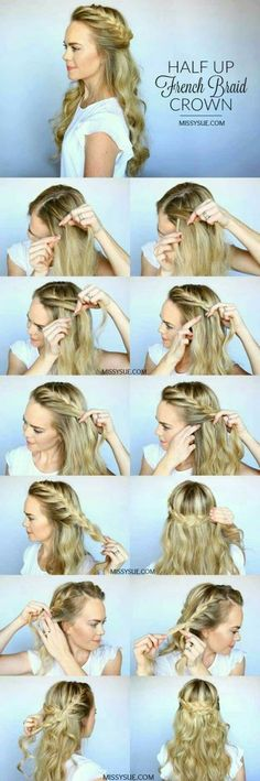 21+ Wedding Hairstyle Step By Step Tutorials | Trending Dirt