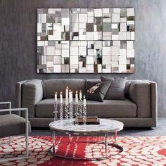Añade Espejos A La Decoración. Large Wall MirrorsModern ...