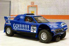 Ninco 50450. Schlesser X826. Rally Tunisia 2000. Jean-Louis Schlesser-François Borsotto. #slotcar Slot Cars, Rally, Nostalgia, Collection, Ideas, Cars, Slot Car Tracks, Thoughts