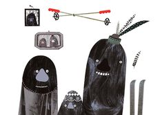 <p>Ola Niepsuj brings fun, witty, and bright illustrations to life. Niepsuj, a Warsaw based illustrator and graphic designer, has been recognized in Poland and abroad for her work ranging from posters