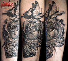 Tatoos, Tooth, Tattoo Ideas, Black And Grey, Teeth, Tattos