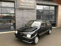 One owner from new, 15000 miles MG Mertro turbo For Sale (1987)
