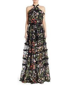 """Résultat de recherche d'images pour """"alexis glory garden long dress"""""""