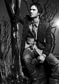 We'll end tonights Pinterest lovefest with something to drool about... Ian S.!