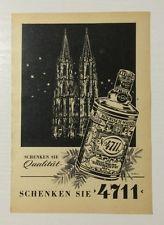 Werbung ca A5:     4711     1959-RD*     (01091456)