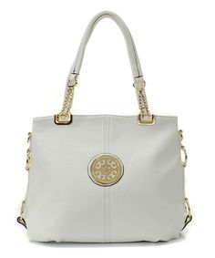 Cameron Satchel in White