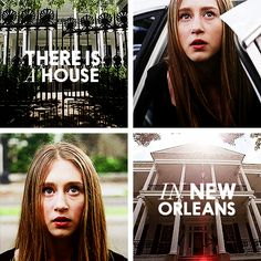American Horror Story: Coven There Is A House...In New Orleans