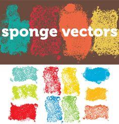 Sponge Texture Vector Resource