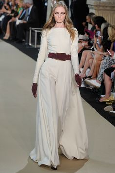 Stéphane Rolland Haute Couture Paris Fall / Winter 2013