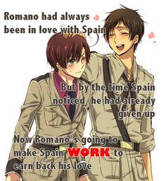 << They are like the second canon ship of Hetalia xD Spamano, Usuk, Hetalia Headcanons, Hetaoni, I Ship It, Axis Powers, Awesome Anime, Fujoshi, Memes