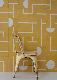 popham design :: cement tiles :: handmade in morocco - Keramik Deco Design, Tile Design, Design Design, Motif Design, Handmade Furniture, Handmade Home Decor, Handmade Tiles, Scandi Living, Encaustic Tile
