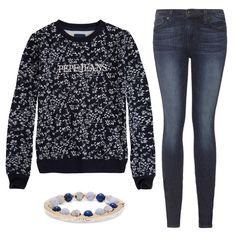 Зауженные джинсы Joe's и яркий свитшот Pepe Jeans London в цветной принт – идеальный выбор для жизни в этом суетливом мире! - комфортно, стильно, тепло. Подобрать себе такой комплект вы сможете в JiST. #fashionable #outfitidea: #stylish #skinnie #Joes #jeans & #chic #floral #print #PepeJeansLondon #sweatshirt are perfect for #trendy #fall #outfit #мода #стиль #тренды #джинсы #свитшот #модно #стильно #осень