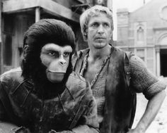 Planet Of The Apes ... TV Series ... (LARGE PIC)