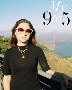 My 9 to 5 | Serena Guen, SUITCASE Magazine - Coco's Tea Party