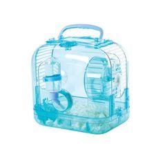 Biddie Buddies Translucent Plastic Pets Studio, Blue Bidd...