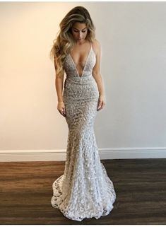 USD 189.00 - Gorgeous V-Neck Prom Dress  39aa2011d087