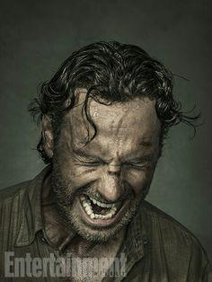 Rick Grimes - The Walking Dead Season 6