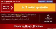 Pariuri Online : Rotiri gratuite la Starburst daca pariezi pe meciul tricolorilor - Ponturi Bune