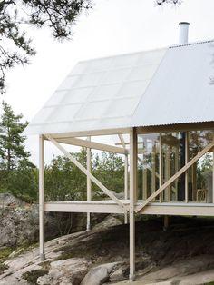 Detached House / Arrhov Frick Arkitektkontor