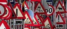 O novo Código da estrada entra em vigor dia 01/06 e tem mudanças significativas