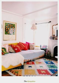Colourful,Patterned Rugs