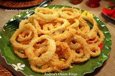 Fleur de Lolly: Andrea's Onion Rings
