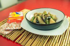 Receita de Nishimê (legumes cozidos a moda japonesa) | BistroBox - Descubra novos sabores