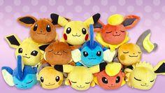 Cuddle Up with Kuttari Cuties in the Pokémon Center! | Pokemon.com