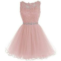 Cream net elegant prom dress