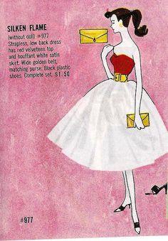 Barbie - Silken Flame #977