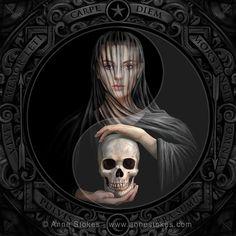 Beyond the Veil par Anne Stokes