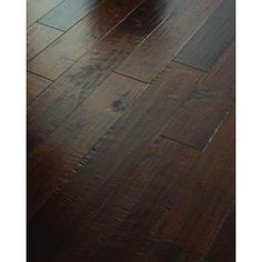 Shaw 3/8 in. x 5 in. Hand Scraped Maple Edge Ash Engineered Hardwood Flooring (19.72 sq. ft. / case)-DH78000410 - The Home Depot