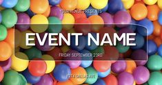 Customize this design with your video, photos and text. Easy to use online tools with thousands of stock photos, clipart and effects. Free downloads, great for printing and sharing online. Facebook Shared Image. Tags: announcement, ball, birthday, invitation, party, Event Flyers, Party Flyers , Birthday Invitation