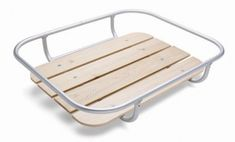 Front Tray Alu and Wood for 28 inch Bicycle Basket, Bike Baskets, Outdoor Life, Outdoor Decor, Cargo Bike, Wood Sizes, Wood Tray, Bike Accessories, Classic