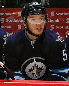 Marko Dano Jets Hockey, Ice Hockey Teams, Nhl, Captain America, Superhero