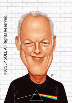 David Gilmour Pink Floyd by sole00