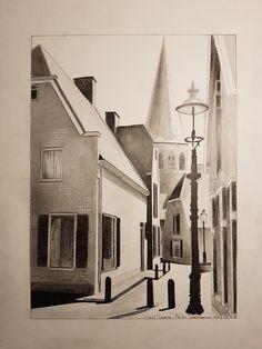 Potkampstraat, Borne, Oud Borne, Holland