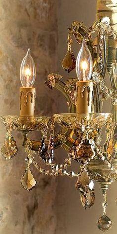 Wall Lights, Ceiling Lights, Lamp Light, Lighting, Chandeliers, Aurora, Cinnamon, Villa, French
