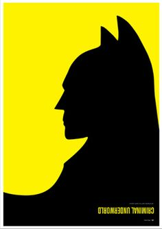 la cuisine du graphiste: Super contreforme de super héros