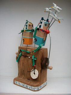 Double Rocking Boats by OPISHOP on Etsy, £80.00