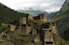 Shatili village, Georgia - Peoples of the Caucasus - Wikipedia, the free encyclopedia