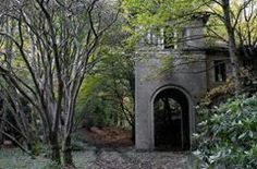 Deep in the forests of Aberdeenshire, Scotland, this abandoned mansion, known as Haddo House...