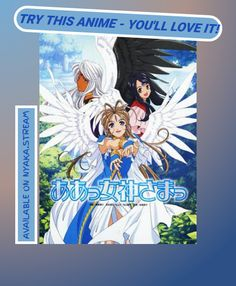 Watch Ah! My Goddess OVA Anime Online for Free with no pesky ads whatsoever. Full Episodes are streamed immediately - try it yourself!